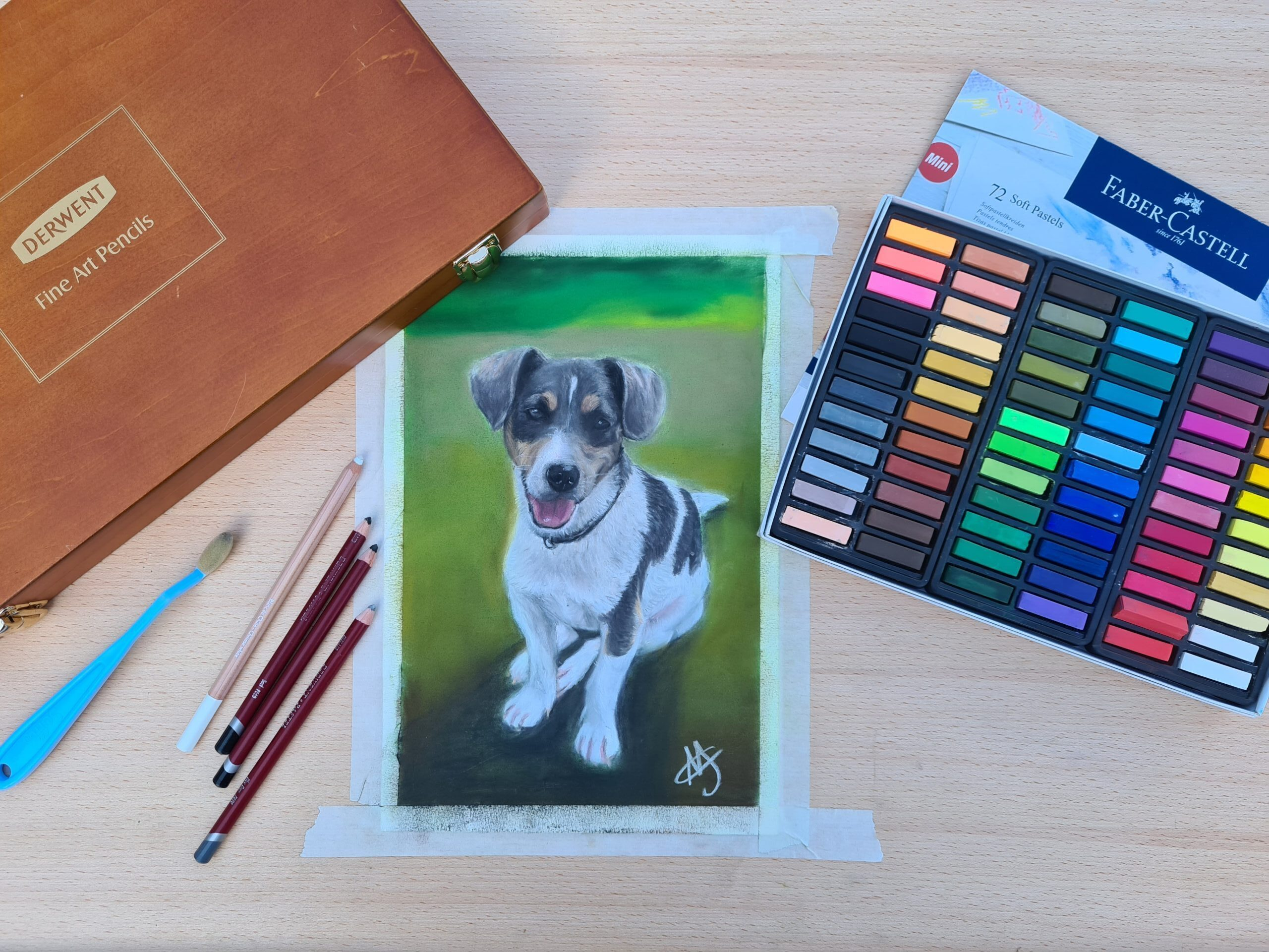 Taco the Jack Russel