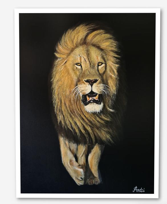 Leeuwen Print