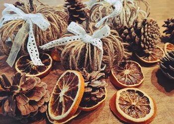 DIY Fall Decoration – Rustic Pumpkin